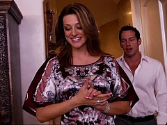 Carmen McCarthy, Johnny Castle  A marriage counselor