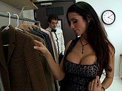 Ariella Ferrera, Xander Corvus  Busty Ariella Gets Fucked In A Checkroom^beeg