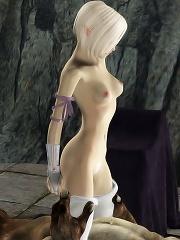 Passionate 3d Sorceress^kingdom Of Evil 3d Porn XXX Sex Pics Picture Pictures Gallery Galleries 3d Cartoon