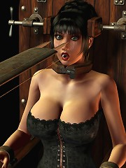 Sorceress With Round Ass Posing Naked And Poked^digital Bdsm Adult Enpire 3d Porn XXX Sex Pics Picture Pictures Gallery Galleries 3d Cartoon