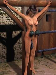 Brunette Hentai Belle Getting Hard Fondled^3d Hentai Bdsm Adult Empire 3d Porn XXX Sex Pics Picture Pictures Gallery Galleries 3d Cartoon