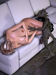 Luscious 3d Brunette Gets Tits Jizzed^kingdom Of Evil 3d Porn Sex XXX Free Pics Picture Gallery Galleries
