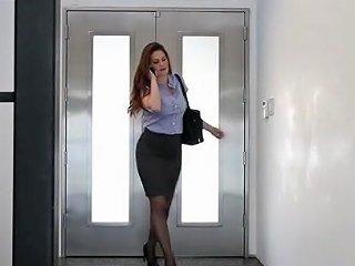 Best Pornstars Allison Moore And Abby Cross In Horny Brunette Lesbian XXX Movie