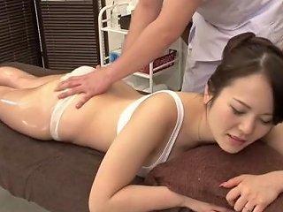 Amazing Japanese Girl In Horny Massage Milf Jav Clip