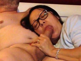 Mature Asian Blowjob 13