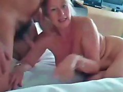Married Couple Loves Doing Oral