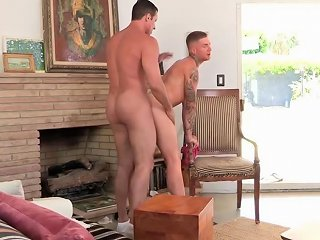Boarder Fucks Thick Dick Daddy To Get Skateboard Back