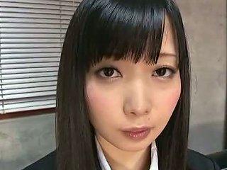 Tsumugi The Student Teacher Fucking The Boss