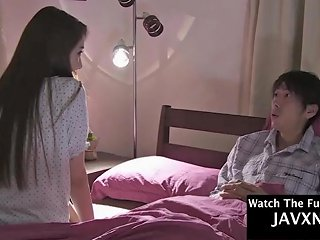 Shy Asian Maid Gets Fucked Hard By Her Boss