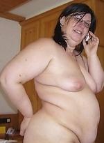 free bbw pics Cute chubby in stockings...