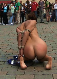 Exposed, Fucked and Humilated all in Public