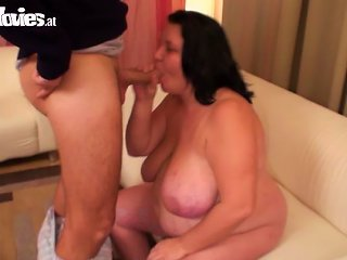 Fat Mature Slut Renate Zug Gets Her Snatch Pounded Doggy Style