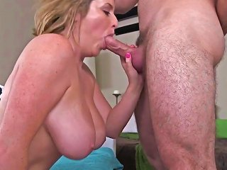 Big Beautiful Tits Get Fucked And Bounced