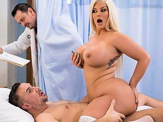Julie Cash Keiran Lee In Bedside Manner Brazzers Txxx Com
