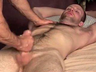 Man To Man Gay Massage Cum
