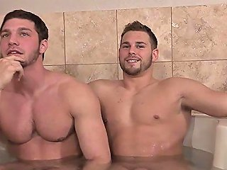 Muscle Gay Anal Sex With Cumshot Feature Feature 7