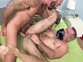 Daddy Bears Rough Fuck