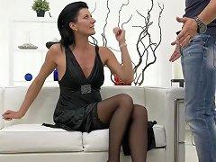 Celine Noiret Milf Love Hardcore Sex