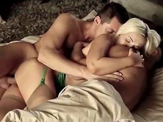 Threesome Fantasy Mmf Two Lucky Men Fucking Kinky Wife