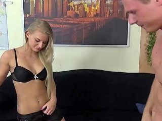 Young German Skinny Amateur Blond Teen Homemade Porn
