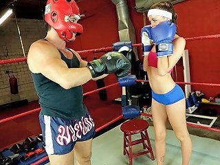 Training To Become The Naughty Boxer