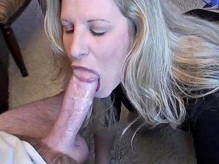 Housewife Pov Blowjob