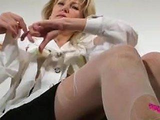 Ripping Officegirl Suit