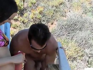 Two Pretty Girls Pounded By Hunky Lifeguard In A Room