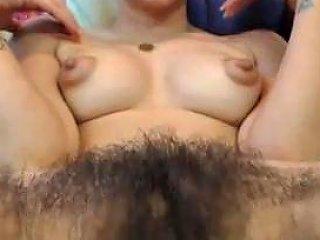 Hairy Gal Puffy Nips Fingering Pussy Porn 4c Xhamster