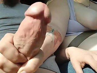 Tits Out On The Road Handjob Hdzog Free Xxx Hd High Quality Sex Tube