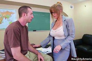 Darla Crane Jordan Ash In My First Sex Teacher Upornia Com