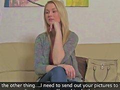 Femaleagent Hd Big Breast Casting Upornia Com