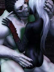 Parlormaid is screwed in her throat by Ninja