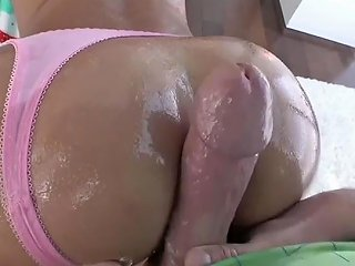Hot And Non Stop Pussy Drilling Of Ass Blessed Tanned MILF Amia Miley