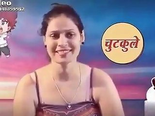 Indian Babe Reciting Erotic Poems