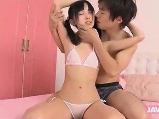 Cute Seductive Korean Girl Banging Drtuber