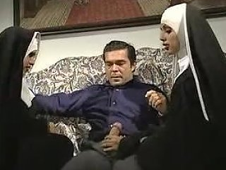 Nuns Classic Free Threesome Porn Video A0 Xhamster