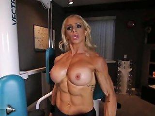 Jill The Female Bodybuilder Txxx Com