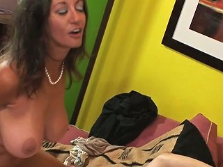 Aroused Brunette Mature Persia Monir Fucked Well By Aged Dude