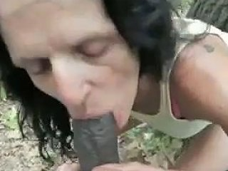 Dark Haired Cheap Skinny Ugly Whore Sucked My Buddy's Fat Bbc
