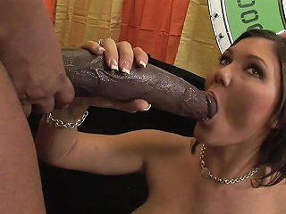 Pornstar Tight Anal Logged With Black Cock In Closeup Any Porn