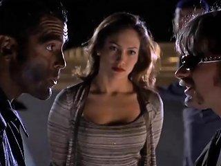 Jennifer Lopez Handcuffed Out Of Sight