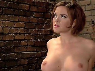 Tied On The Floor Busty Babe Vibed Hdzog Free Xxx Hd High Quality Sex Tube