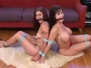Two Girls Bondage
