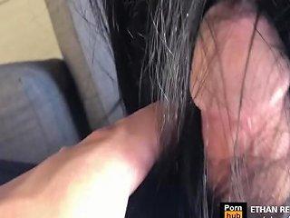 Long Hair Fetish Video