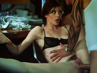A Lucky Bartender Gets To Bone The Stunning Hot Stoya