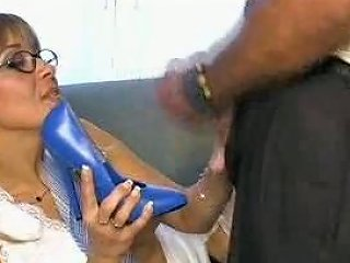 Roni He Is Shoe In Sunporno Uncensored