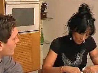 Italian Mom And Son's Friend Free Stepson Porn Video 03