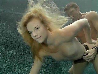Underwater Hardcore Sex