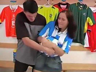 Soccer Girl Banged In Locker Room Txxx Com